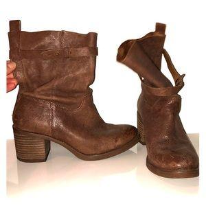 Lucky Brand Ramsey heeled mid-calf boots